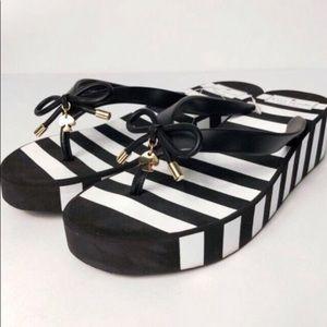 Kate Spode New York Rhett's wedge sandals